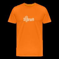 T-Shirts ~ Männer Premium T-Shirt ~ Stilbruch-Fanshirt (M)