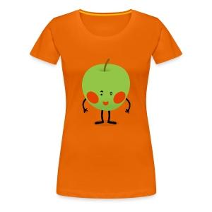 Apple Boy - Frauen Premium T-Shirt