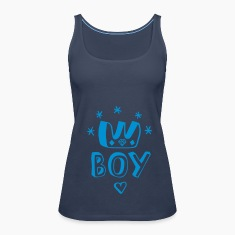 Beautiful Baby Boy is born birth child or pregnancy is cause celebration of life for mother father t-shirts Tops