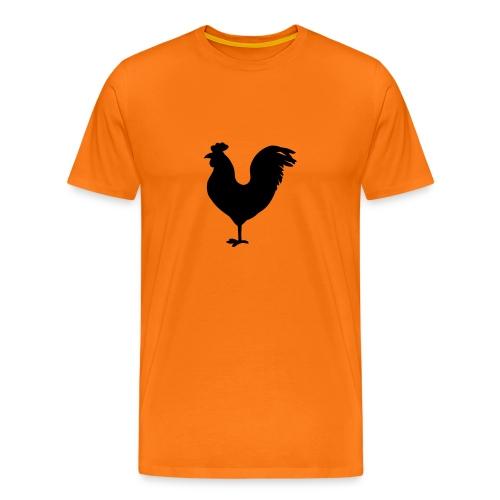 cockerel - Men's Premium T-Shirt