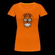 T-Shirts ~ Women's Premium T-Shirt ~ SKULL