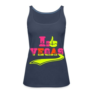 I like Las Vegas - Women's Premium Tank Top