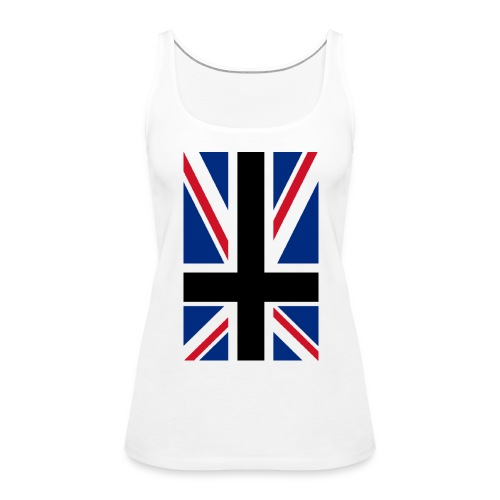 Union Black - Women's Premium Tank Top