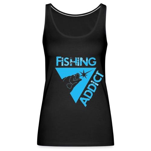 Fishing-top black - Débardeur Premium Femme