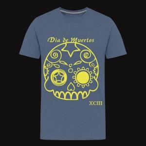 Dia de Muertos Ado - T-shirt Premium Ado