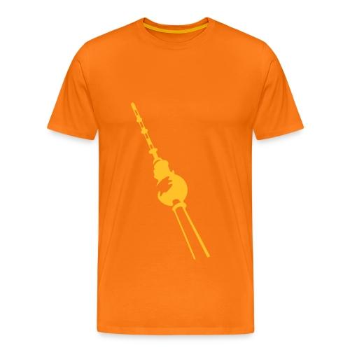 Fernsehturmshirt - Männer Premium T-Shirt