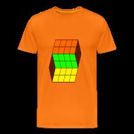 T-Shirts ~ Männer Premium T-Shirt ~ Sheldon Design (The Big Bang Theory)