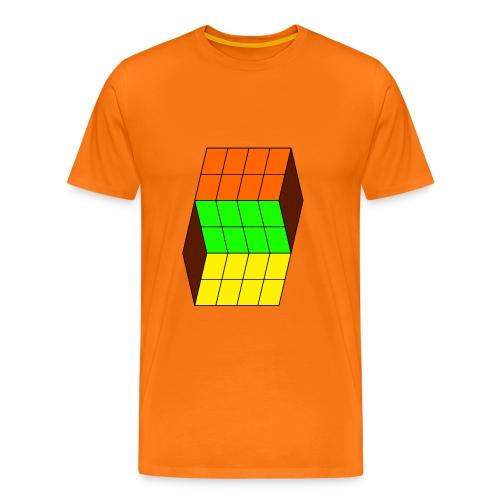 Sheldon Design (The Big Bang Theory) - Männer Premium T-Shirt