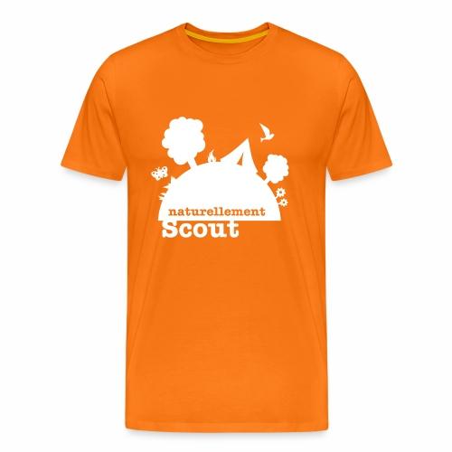Naturellement Scout - T-shirt Premium Homme