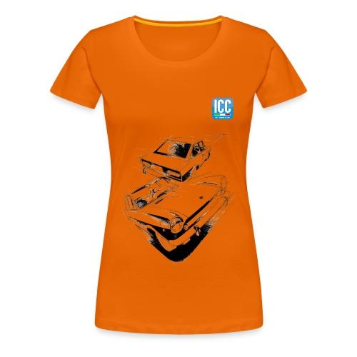 T-shirt Ligne 124-13 BF - T-shirt Premium Femme