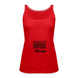 Made in Minga - Frauen Premium Tank Top