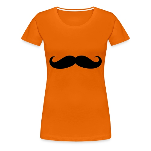 Bart - Frauen Premium T-Shirt