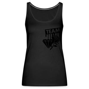 Team Roses&Diamonds - Vrouwen Premium tank top