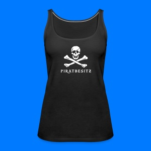 ~ Piratbesitz ~  - Frauen Premium Tank Top