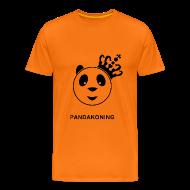 T-shirts ~ Mannen Premium T-shirt ~ Pandakoning II Man