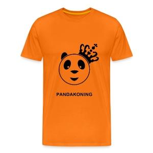 Pandakoning II Man - Mannen Premium T-shirt