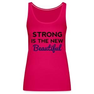 The Strong - Women's Premium Tank Top