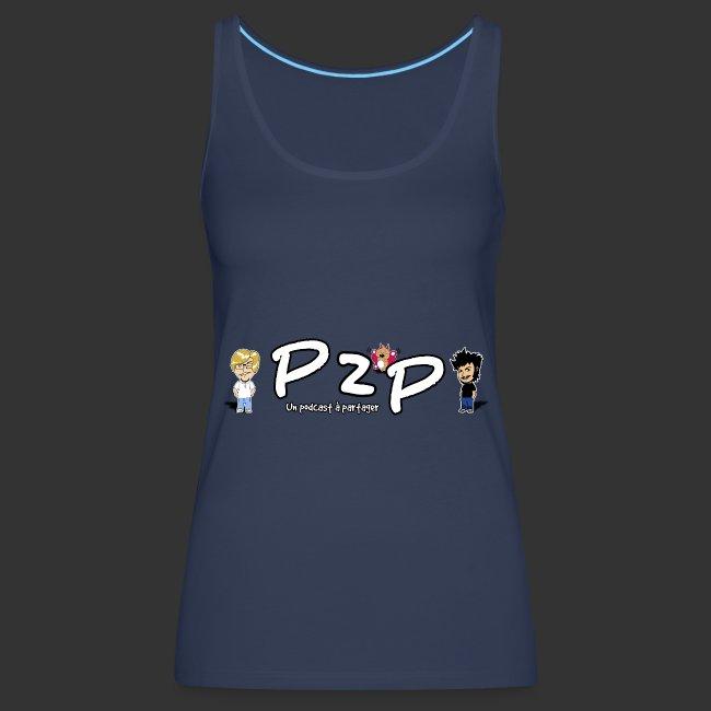 P2P logo Saison 3-femme