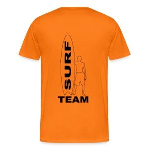 Surfing fashion team - Men's Premium T-Shirt