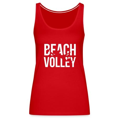 Top Volleyball Frauen - Frauen Premium Tank Top