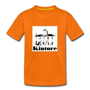 Kintore Town House teenage T-shirt - Teenage Premium T-Shirt