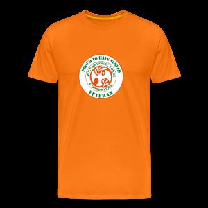 Multinational Force & Observer Veteraan - Mannen Premium T-shirt