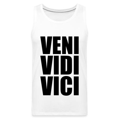 VENI VIDI VICI - Männer Premium Tank Top