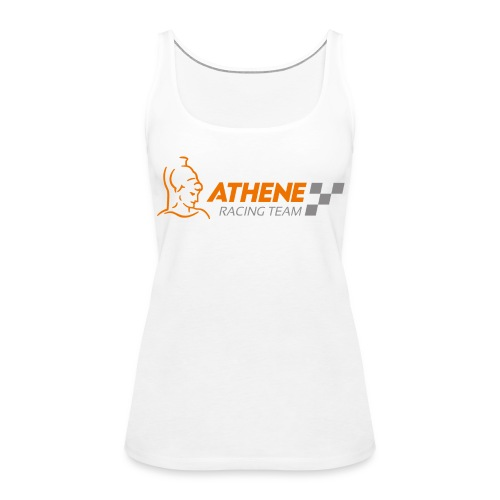 Frauen Top Logo front - Frauen Premium Tank Top