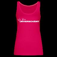 Tops ~ Frauen Premium Tank Top ~ Ladies Tanktop rosa