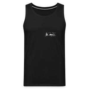 Rounding The Horn Men's Muscle T-shirt - Men's Premium Tank Top