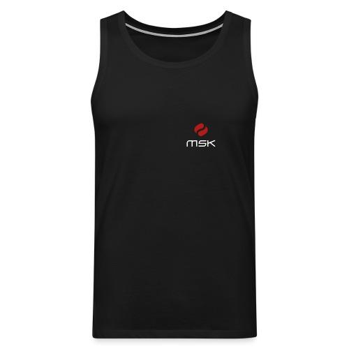 Muscle-Shirt für Männer - Männer Premium Tank Top