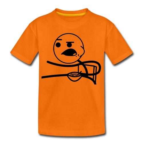 Cereal Guy T-Shirt - Maglietta Premium per ragazzi