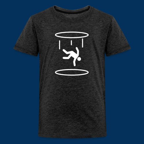 Portal (Teen) - Teenage Premium T-Shirt