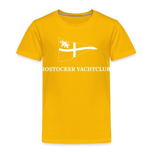 Kinder T-Shirt, ROYC groß/einfarbig - Kinder Premium T-Shirt