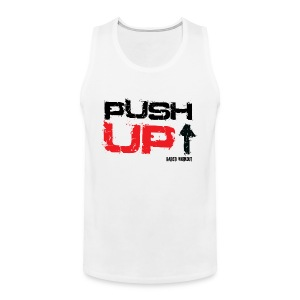 Push-Up Tanktop Männer - Männer Premium Tank Top