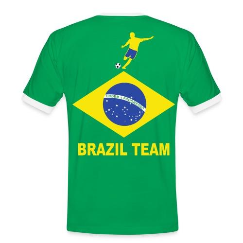 Brazil sport 11 - Men's Ringer Shirt