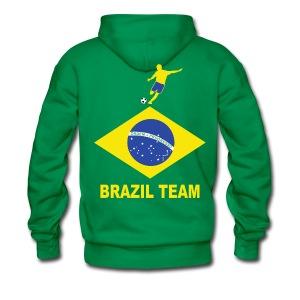 Brazil sport 11 - Men's Premium Hoodie