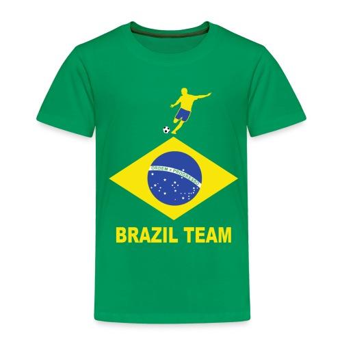 Brazil sport 11 - Kids' Premium T-Shirt