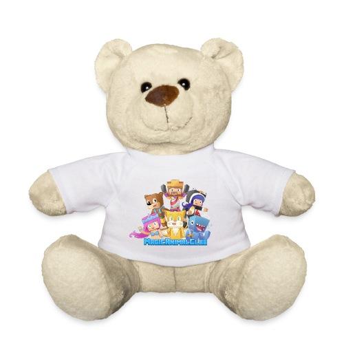 MagicAnimalClub Soft Toy - Teddy Bear