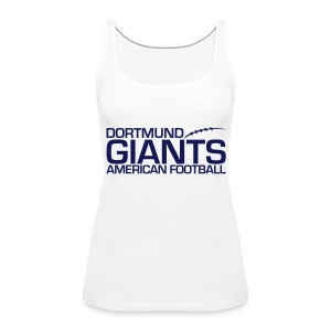 Damen Tank-Top weiß - Frauen Premium Tank Top