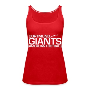 Damen Tank-Top rot - Frauen Premium Tank Top