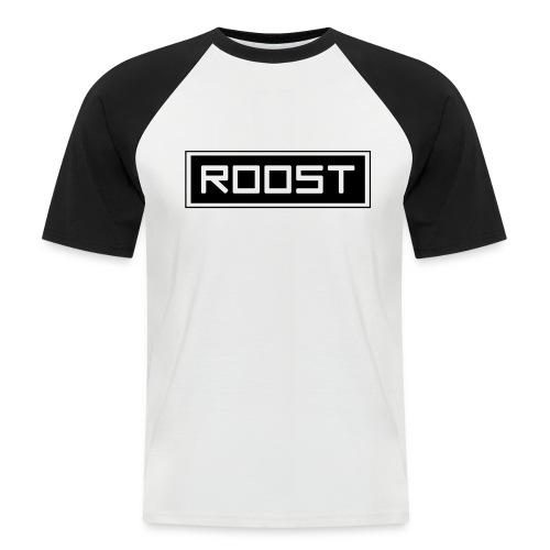 ROOST Amps - Männer Baseball-T-Shirt