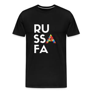 RU-SSA-FA - Camiseta premium hombre
