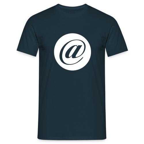 Klammerafffe Shirt - Männer T-Shirt