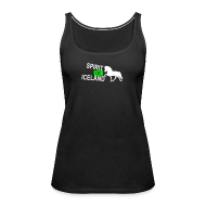 Tops ~ Frauen Premium Tank Top ~ Top Spirit of Iceland
