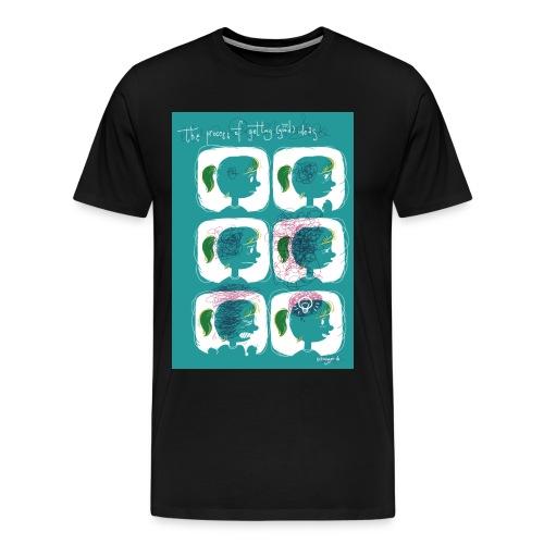 Process of good ideas (Mann) - Männer Premium T-Shirt