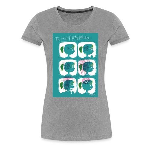 Process of good ideas (Frau) - Frauen Premium T-Shirt