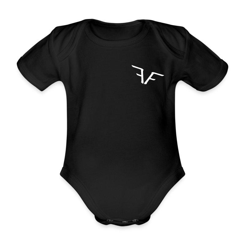 ff_white - Baby Bio-Kurzarm-Body