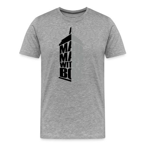 He's just a... - Männer Premium T-Shirt