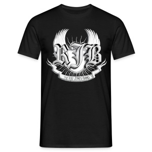 RJB Shield T-Shirt Mens - Men's T-Shirt